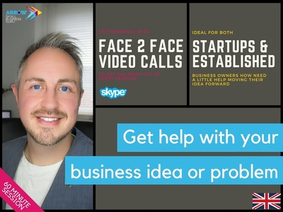 Be your business consultant for 60 minutes to help you succeed