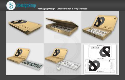 Do product branding (Packaging)