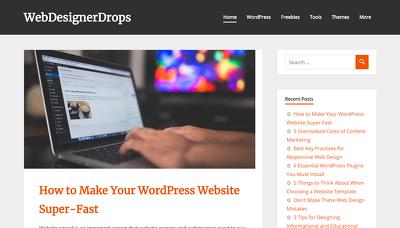 Guest Post on WebDesignerDrops.com