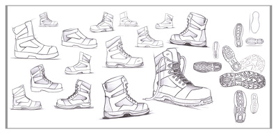 Make professional sketches for your products