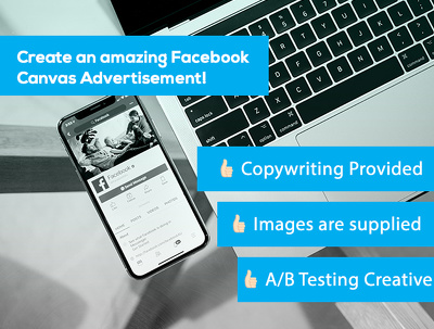 Create an outstanding Facebook Canvas advertisement