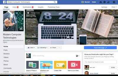 Assist you getting green responsive badge on your Facebook page