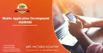 Develop mobile application for Android