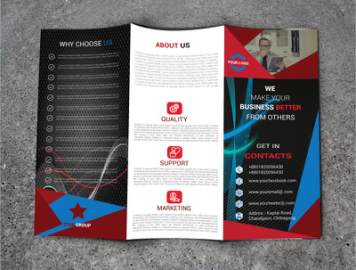 Design brochure for your business