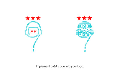 customise your QR code