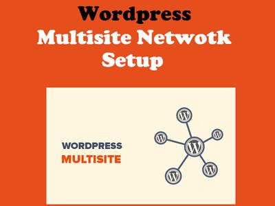 Install Wordpress Multisite, Setup Subsite with Theme & Plugins