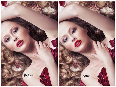 Professionally Edit, Retouch with Unlimited Revisions - 3 Photo