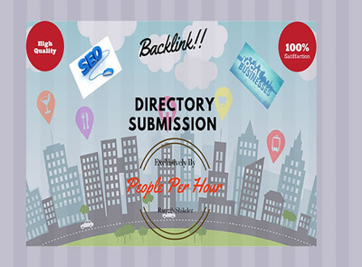 $10 for 19 high PR SEO Backlink related to your business.