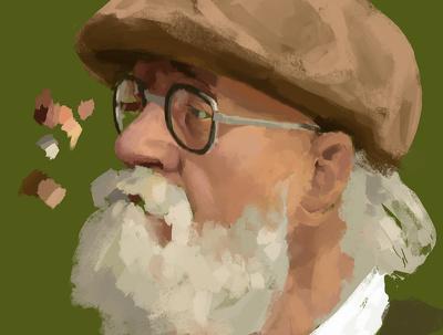 Do a portrait Illustration