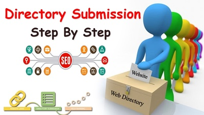 Publish Website or Blog on 25 instant approval directory sites