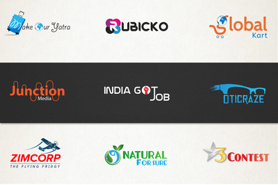 Create professional and attractive logo design