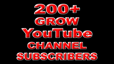 Do viral promotion and marketing for your channel