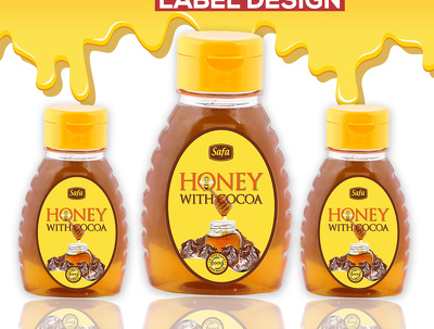 Design Creative Product Label in 4 Hours