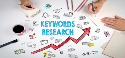 Keywords Analysis with low competition and High Search Counts
