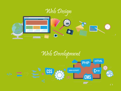 Design and develop website , logos , and android apps