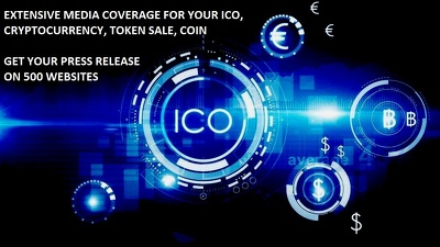 Get extensive Media Coverage for Your Ico Or Cryptocurrency