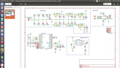 Design pcb schematic