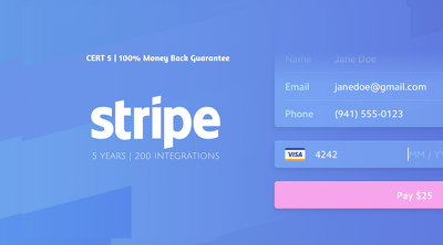 Integrate Stripe Payment Gateway (Product/Subscription)