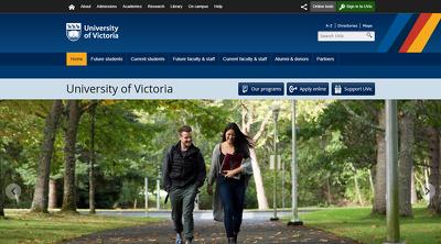 Guest Post on The University of Victoria. UVic.ca - DA 83