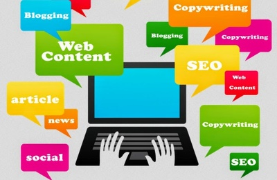 SEO-optimised, compelling content: webpages, blogs, product des.