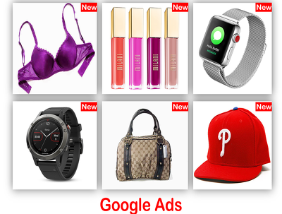 Create Google Shadow ads Banner