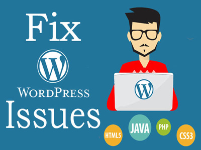 Fix any Problem/Issue on your wordpress site
