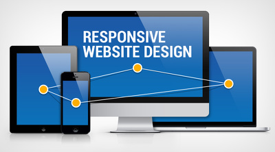 Design one responsive web page depends on clients requirements .