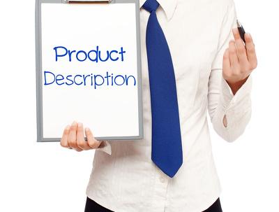 Write 10 Product Descriptions
