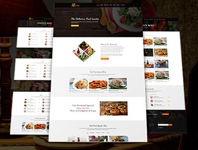 Design unique Landing Page/ Home Page (Design Only)