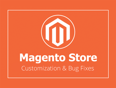 Fix bugs and customization Magento store