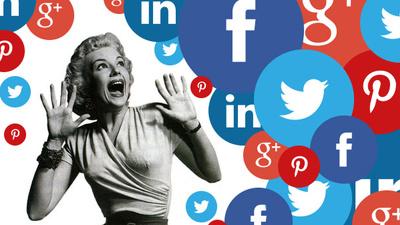 Write a funny short social media blog for you