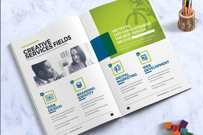 Design eye-catching flyer, brochure, banner, leaflet