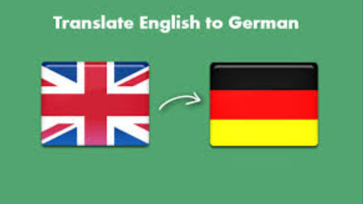 Translate from German to English and vice vesa(upto 500 words)