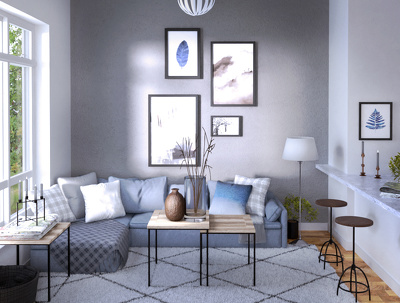 Create the best photorealistic interior renderings you ever seen