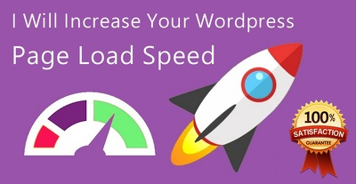 Improve your Wordpress page load speed