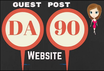 Write & publish edu guest post on edu blog with DA 90