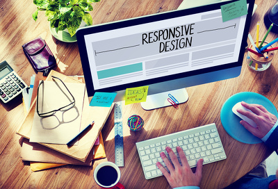 deliver responsive premium fast SEO friendly website