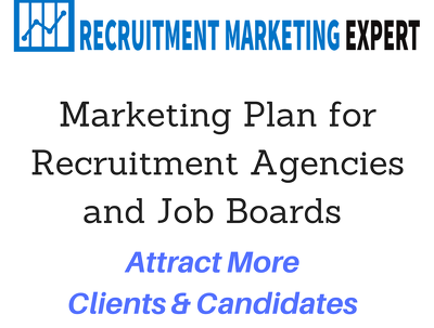 Create a Sales Plan for Recruitment Agencies and Job Boards