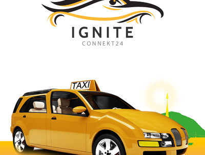 Design The Taxi service provider Android & iOS Mobile App