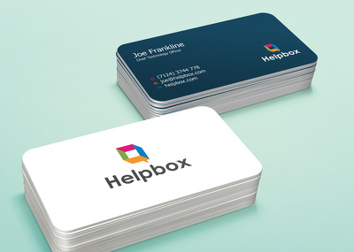 Amazing business cards + source files + unlimited revisions