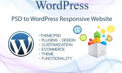 Convert pixel perfect PSD to WordPress