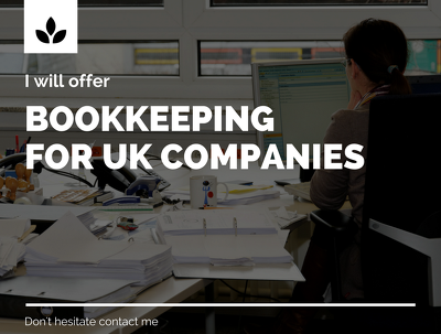 Do 1 hour bookkeeping in Quickbooks, Xero, Kashflow, Quickfile