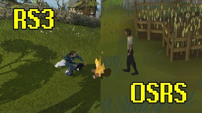 Write 1,000 words about Runescape