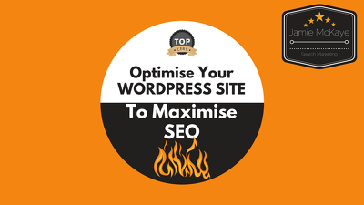 SEO Optimise Your WordPress Site To The MAX
