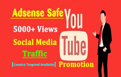 Promote YouTube Video On Social Media