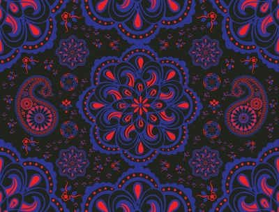 Create Appealing Textile Prints Designs For Your Collections
