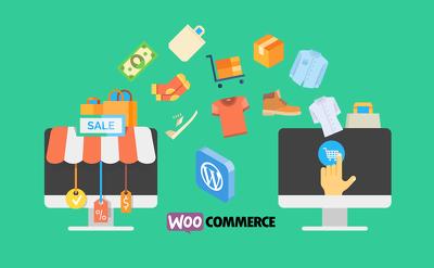 Install, setup & configure WordPress Woo-commerce site