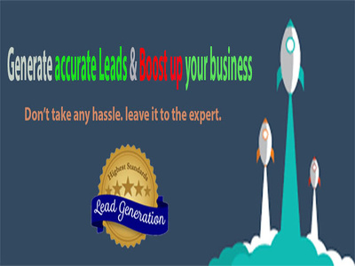 Generate 200 Potential Leads For Sale