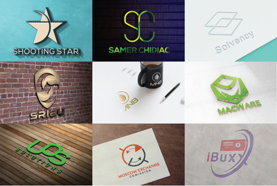 design business logo + unlimited concepts + unlimited changes.