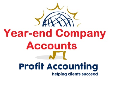 Prepare company year end, annual, statutory accounts and file